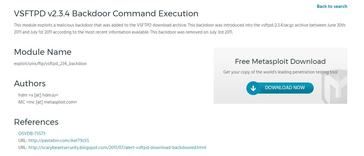 Taller de Hacking I (nmap a fondo + metasploit básico) – myTCPIP
