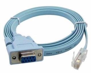 Conectarse desde un PC a switch Cisco o switch HP por Cable de Consola