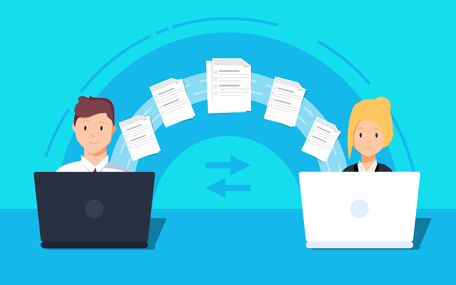 How to share files with other users in your business and stop complicating your life