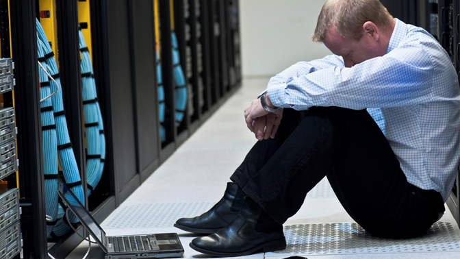 Human error causes a 424% increase in misconfigured cloud servers | Security and Risk Management | Discover The New